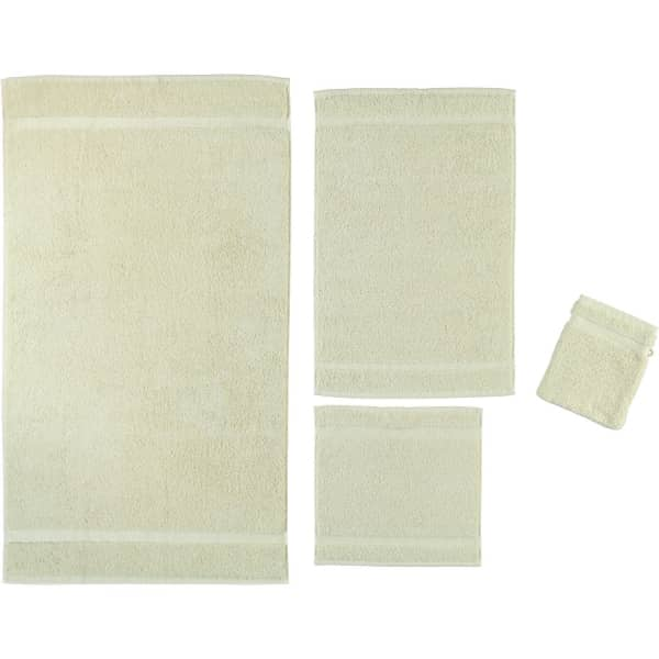 Rhomtuft - Handtücher Princess - Farbe: beige - 42