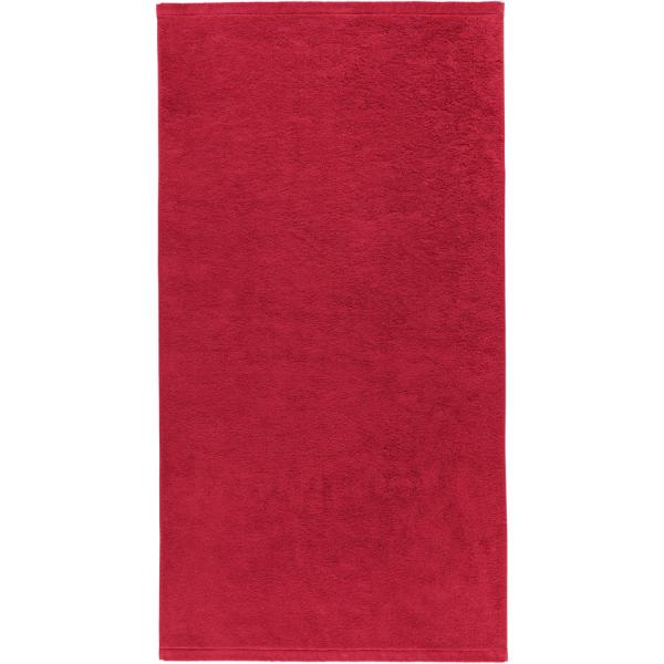 Cawö - Life Style Uni 7007 - Farbe: bordeaux - 280 Duschtuch 70x140 cm