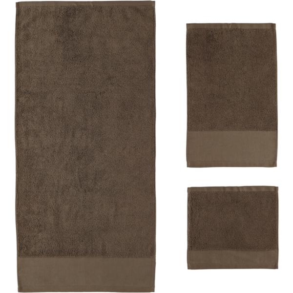 Rhomtuft - Handtücher Comtesse - Farbe: taupe - 58