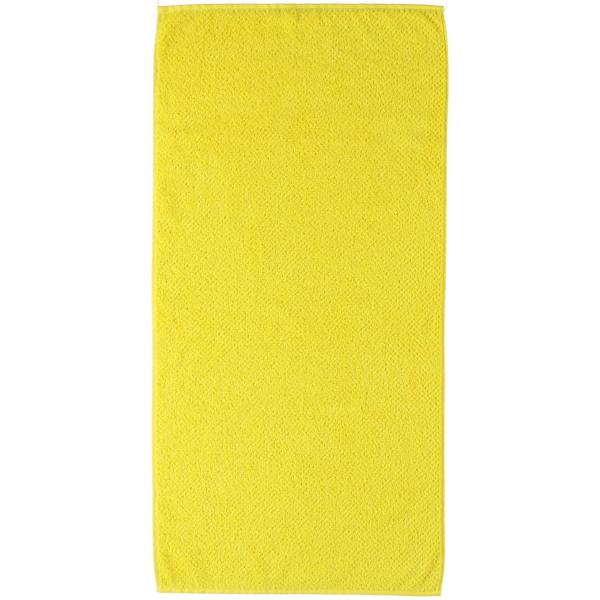 S.Oliver Uni 3500 - Farbe: gelb - 510 Handtuch 50x100 cm