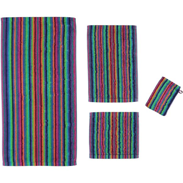 Cawö - Life Style Streifen 7048 - Farbe: 84 - multicolor