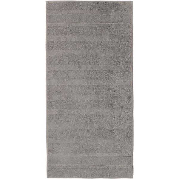 Cawö - Noblesse2 1002 - Farbe: 779 - graphit Handtuch 50x100 cm
