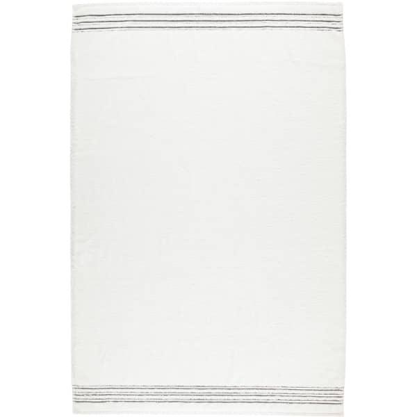 Vossen Cult de Luxe - Farbe: 030 - weiß Badetuch 100x150 cm