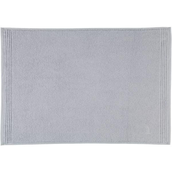 Möve - Duschvorlage Superwuschel - Größe: 50x70 cm - Farbe: silver - 829 (0-2831/8022)