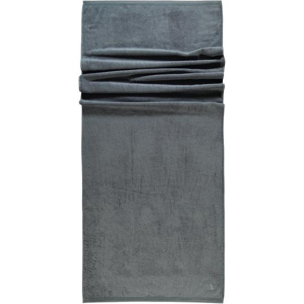 Möve - Superwuschel - Farbe: stone - 850 (0-1725/8775) Saunatuch 80x200 cm