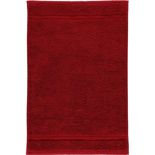 Rhomtuft - Handtücher Princess - Farbe: cardinal - 349 Gästetuch 40x60 cm