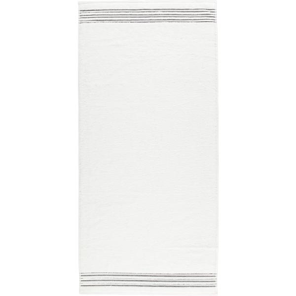 Vossen Cult de Luxe - Farbe: 030 - weiß Duschtuch 67x140 cm
