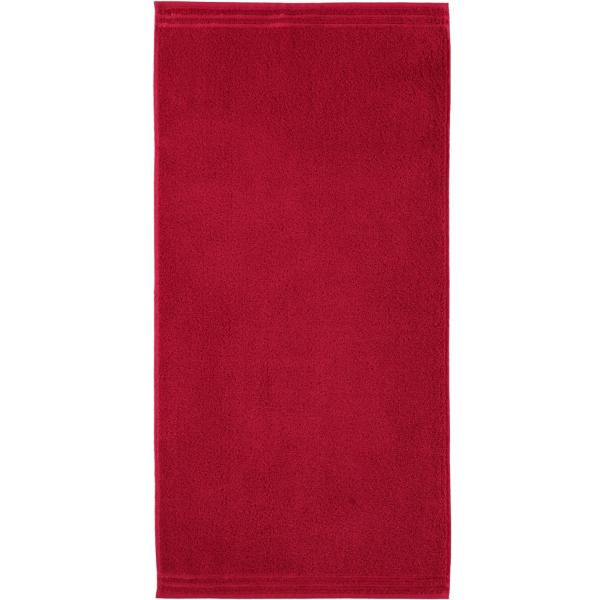 Vossen Calypso Feeling - Farbe: rubin - 390 Handtuch 50x100 cm
