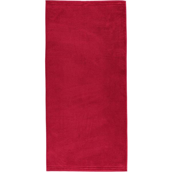 Vossen Calypso Feeling - Farbe: rubin - 390 Duschtuch 67x140 cm