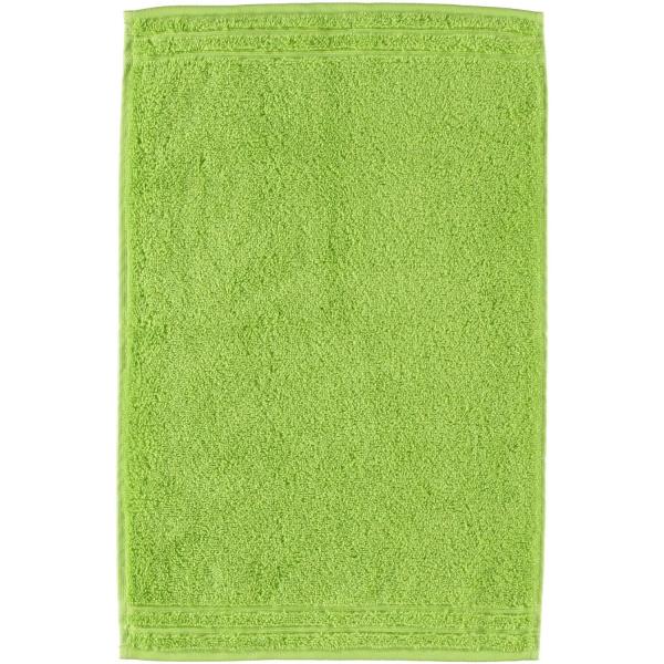 Vossen Calypso Feeling - Farbe: meadowgreen - 530 Gästetuch 30x50 cm