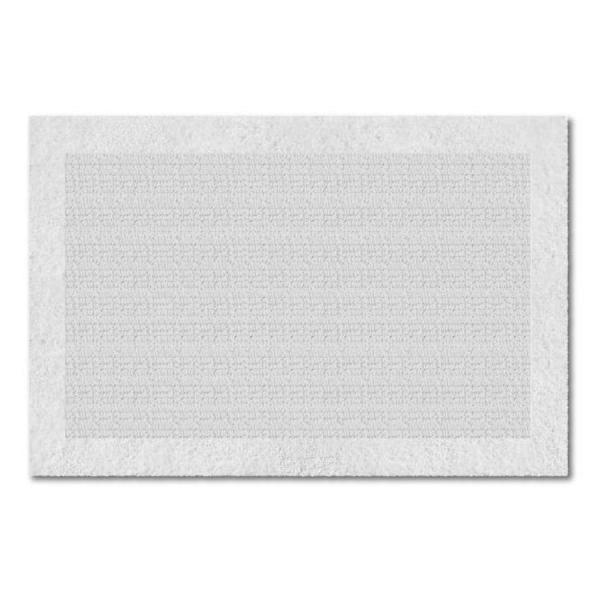 Rhomtuft - Badteppich Prestige - Farbe: perlgrau - 11 WC-Deckelbezug 45x50 cm