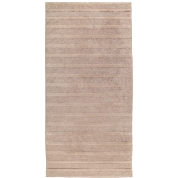 Cawö - Noblesse2 1002 - Farbe: 375 - sand Duschtuch 80x160 cm