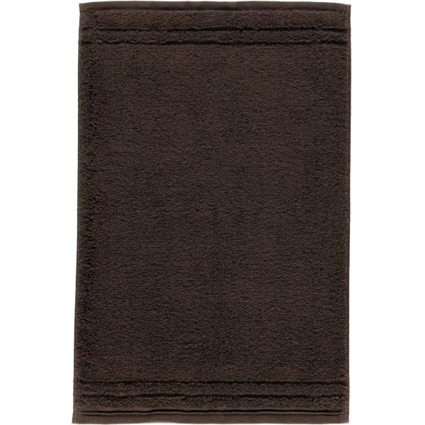 Vossen Vienna Style Supersoft - Farbe: dark brown - 693 Gästetuch 30x50 cm