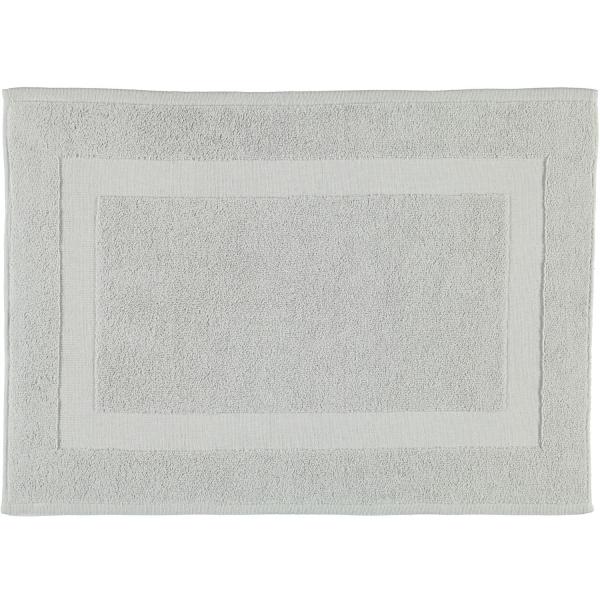 Rhomtuft - Badteppiche Comtesse - Farbe: perlgrau - 11 60x100 cm