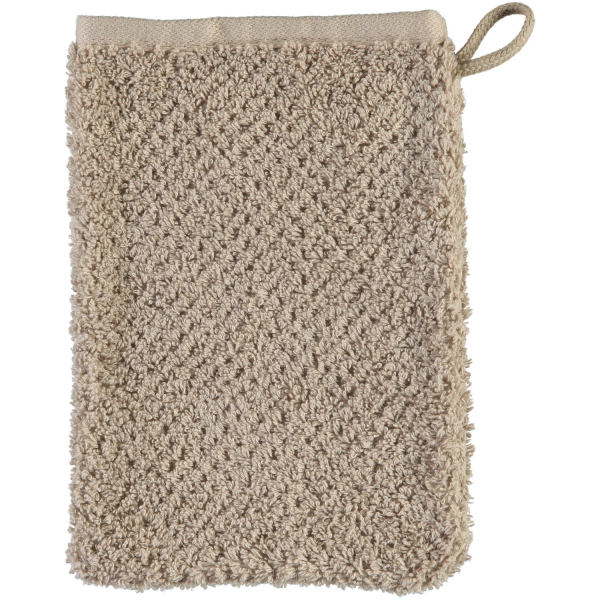 S.Oliver Uni 3500 - Farbe: sand - 375 Waschhandschuh 16x22 cm