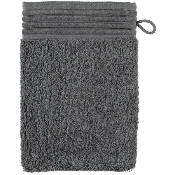 Möve - LOFT - Farbe: graphit - 843 (0-5420/8708) Waschhandschuh 15x20 cm