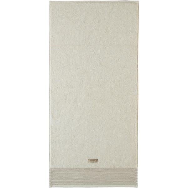 Möve - Wellness - Chenillebiesen - Farbe: natur - 071 (0-5537/8711) Duschtuch 80x150 cm