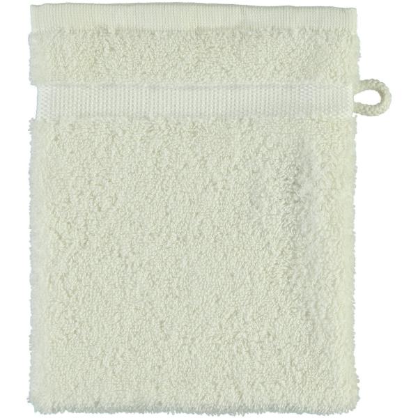 Rhomtuft - Handtücher Princess - Farbe: ecru - 260 Waschhandschuh 16x22 cm