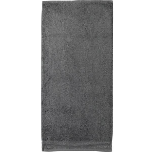 Möve - LOFT - Farbe: graphit - 843 (0-5420/8708) Handtuch 50x100 cm