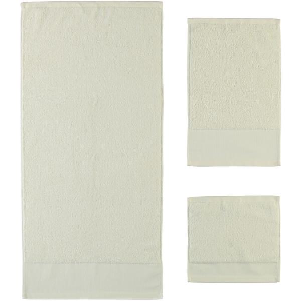 Rhomtuft - Handtücher Comtesse - Farbe: natur-jasmin - 20