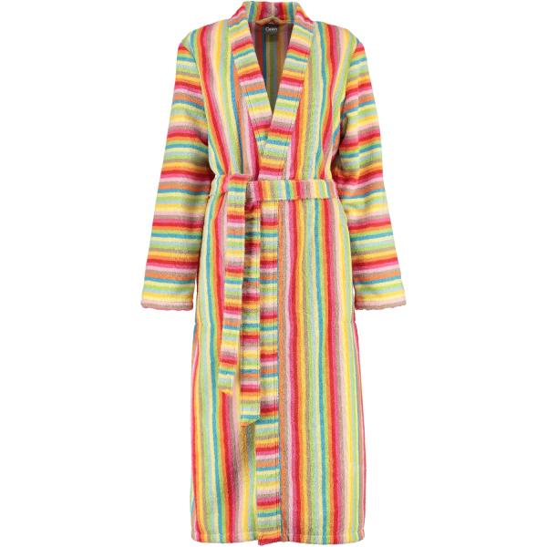 Cawö - Damen Bademantel Life Style - Kimono 7080 - Farbe: multicolor - 25 S