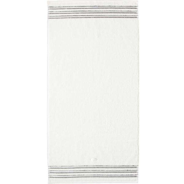Vossen Cult de Luxe - Farbe: 030 - weiß Handtuch 50x100 cm