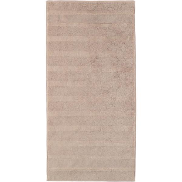 Cawö - Noblesse2 1002 - Farbe: 375 - sand Handtuch 50x100 cm