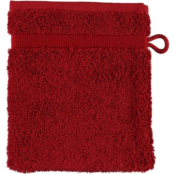 Rhomtuft - Handtücher Princess - Farbe: cardinal - 349 Waschhandschuh 16x22 cm