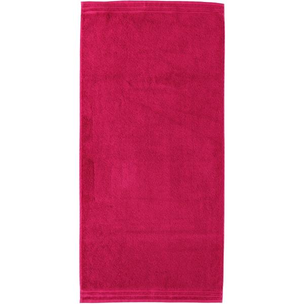 Vossen Calypso Feeling - Farbe: 377 - cranberry Badetuch 100x150 cm
