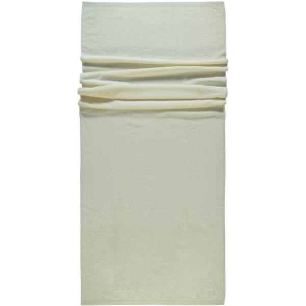 Möve - Superwuschel - Farbe: ivory - 017 (0-1725/8775) Saunatuch 80x200 cm