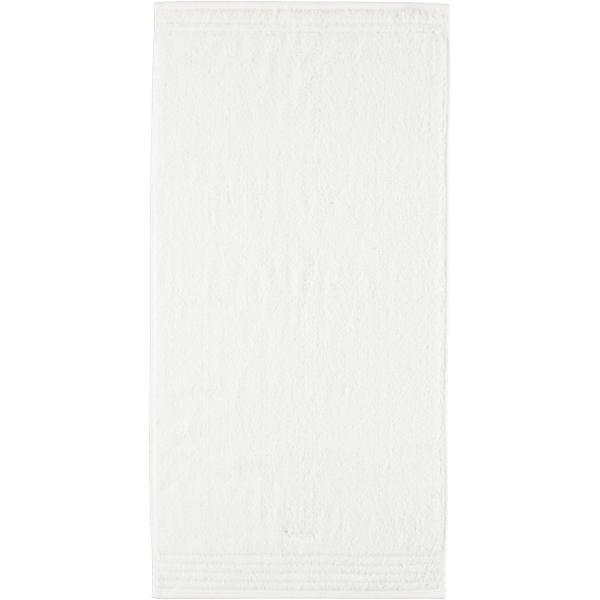 Vossen Vienna Style Supersoft - Farbe: weiß - 030 Handtuch 50x100 cm