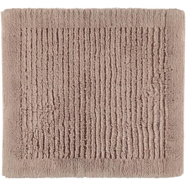 Cawö Home - Badteppich Luxus 1002 - Farbe: sand - 375 60x60 cm