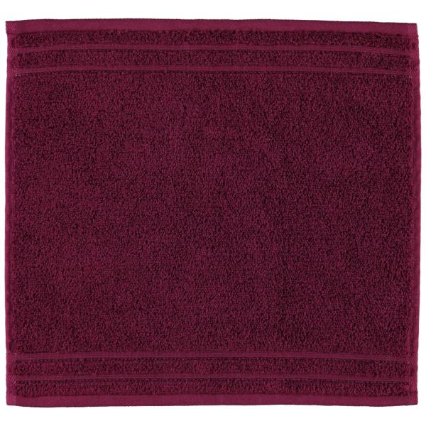 Vossen Calypso Feeling - Farbe: grape - 864 Seiflappen 30x30 cm