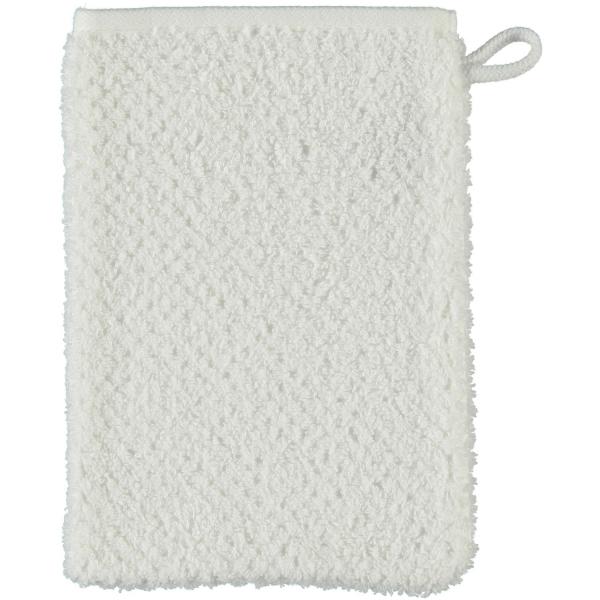 S.Oliver Uni 3500 - Farbe: weiß - 600 Waschhandschuh 16x22 cm
