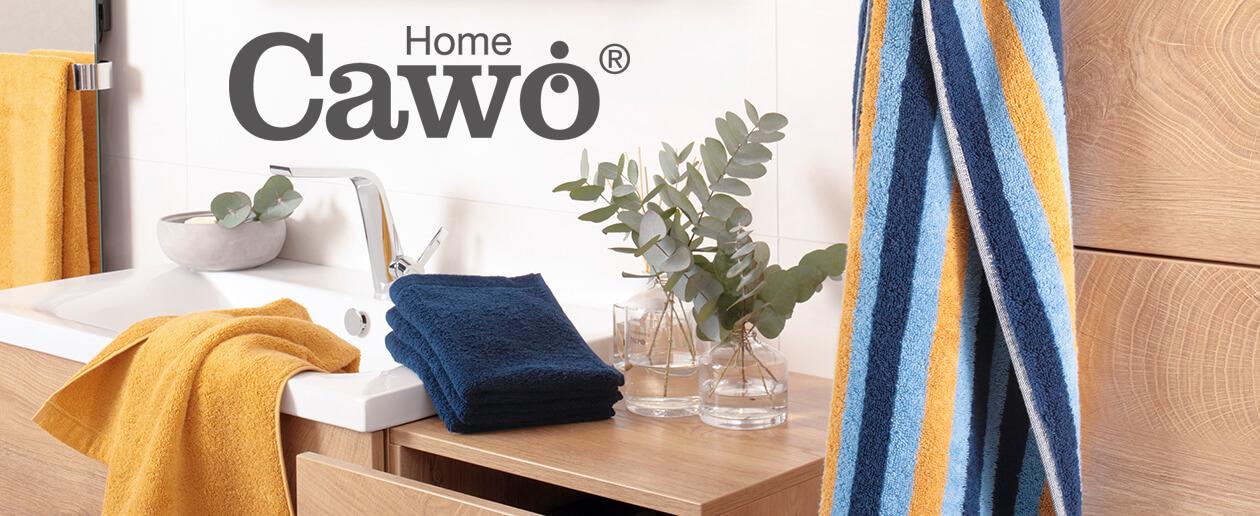 Cawö - Life Style Karo 7047 - Farbe: 84 - multicolor Saunatuch 70x180 cm Herstellerbild