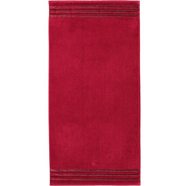 Vossen Cult de Luxe - Farbe: 390 - rubin Handtuch 50x100 cm