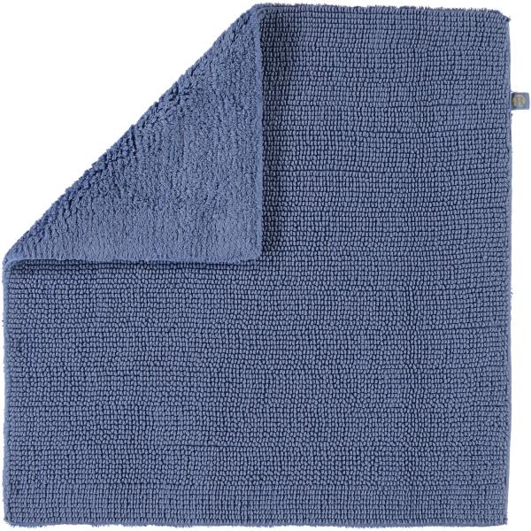 Rhomtuft - Badteppich Pur - Farbe: aqua - 78 60x60 cm