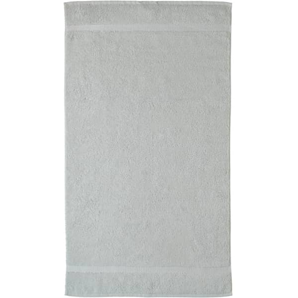 Rhomtuft - Handtücher Princess - Farbe: perlgrau - 11 Handtuch 55x100 cm