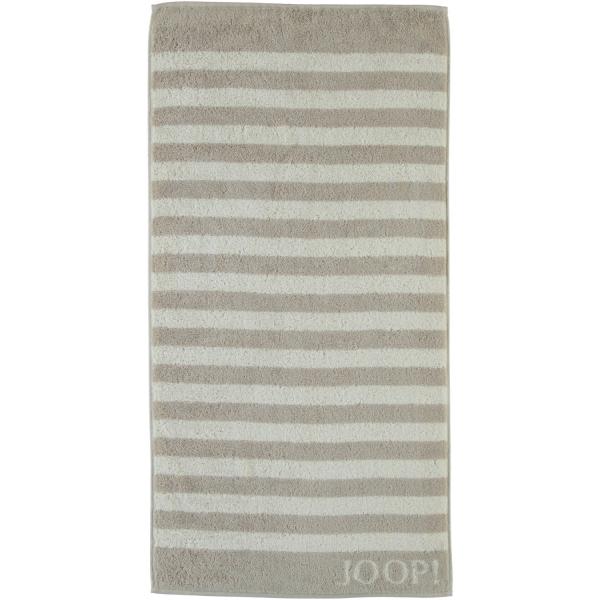 JOOP! Classic - Stripes 1610 - Farbe: Sand - 30 Handtuch 50x100 cm