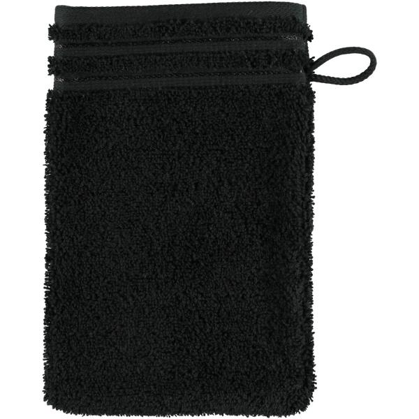 Vossen Calypso Feeling - Farbe: schwarz - 790 Waschhandschuh 16x22 cm
