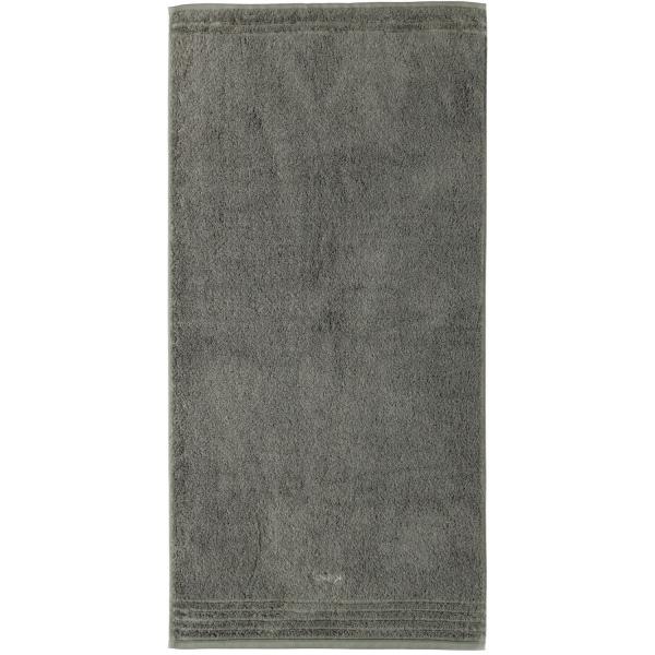 Vossen Vienna Style Supersoft - Farbe: slate grey - 742 Handtuch 60x110 cm