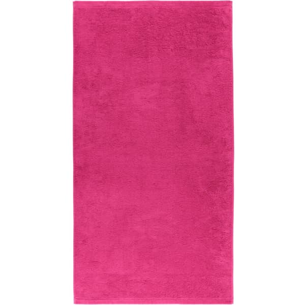 Cawö - Life Style Uni 7007 - Farbe: pink - 247 Duschtuch 70x140 cm