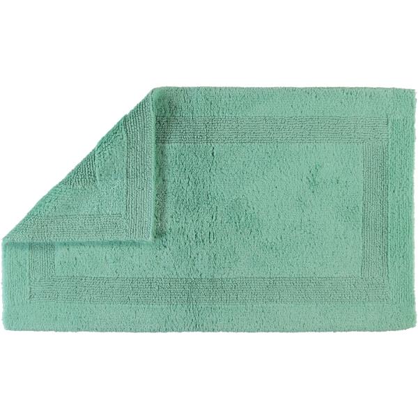 Cawö Home - Badteppich 1000 - Farbe: agavegrün - 474 60x100 cm